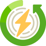 Icone matériau renouvelable