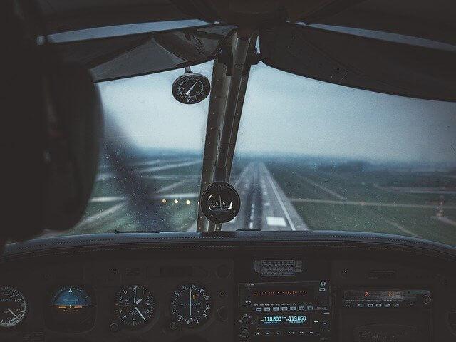 Cockpit impression 3D
