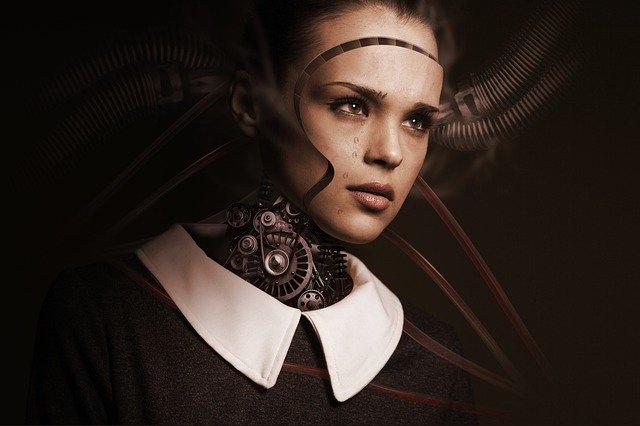 image symbolisant l'intelligence artificielle